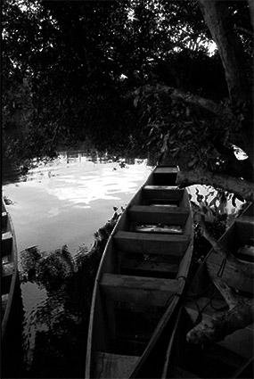 Barco no Rio